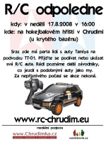 RC modely autíček