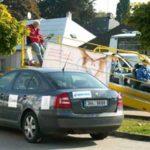 Zábavný den dopravní bezpečnosti v Hlinsku