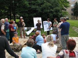 fotografie ze setkání