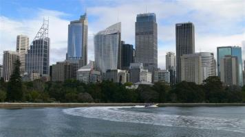 Foto z Austrálie
