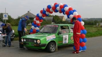 7. Rallye Pardubice 2008