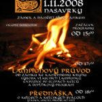 1. listopad – Keltský svátek Samhain
