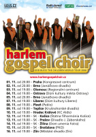 Plakát Harlem Gospel Choir