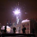 Oslava příchodu nového roku 2009