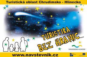 Informační stěna Chrudimsko - Hlinecko