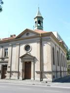 Rekonstrukce kostela sv. Josefa