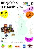 Hrajeme si s Chrudimkou - leden 2009 - plakát