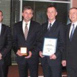 Město Chrudim získalo cenu za inovaci ve veřejné správě