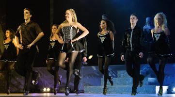 Irský taneční seminář