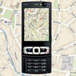 Mapa Chrudimi v mobilu, proč ne?