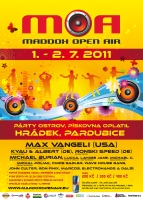 Maddox Open Air - Celebrity Show