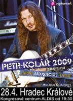 Petr Kolář - jarní akustické turné 2009