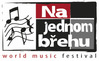 Logo festivalu Na jednom břehu