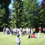 Dendrologická vycházka do zámeckého parku ve Slatiňanech