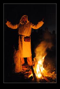 Svátek Samhain, foto Jaromír Zajíček (c) 2008 FotoZajda.cz
