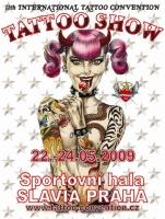 Tatto convention 2009 Praha