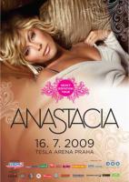 Anastacia - koncert v Praze