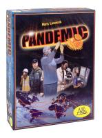 Pandemic - krabice deskové hry Albi