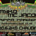DJ Sayko rozhýbe Pitch club