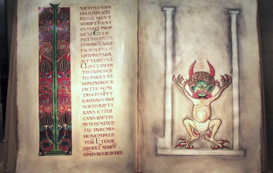 Dablova bible