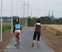 Cyklostezka Chrudim - Pardubice