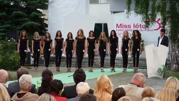 Soutěžící Miss léto 2009, foto: Roman Málek