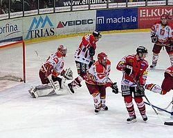Hokej - HC Chrudim ver. HC VCES Hradec Králové