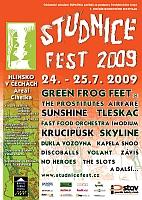 Studnice Fest 2009 již tento víkend