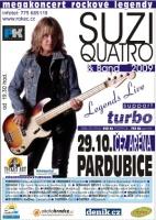 Suzi Quatro - plakát