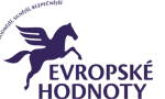 Logo Evropských hodnot