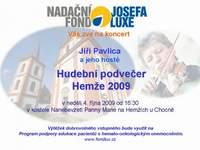 Koncert Jiří Pavlica