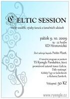 Celtic Session - první irský taneční večer pro veřejnost