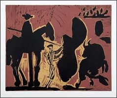 Pablo Picasso - Avant la picque