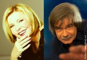Hana Zagorová a Petr Rezek - galakoncert