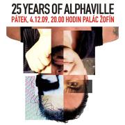 Alphaville, 4. 12. 2009 Palác Žofín Praha