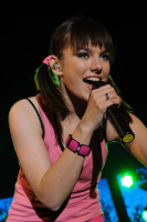 Ewa Farna, foto (c) 2008, Jaromír Zajíček, www.FotoZajda.cz