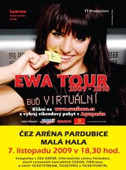 Ewa Farna - plakát