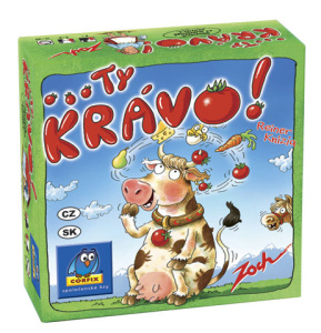 Karetní hra ...Ty krávo!