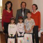 Slavnostní vyhlášení vítězů výtvarné soutěže Památky našeho kraje