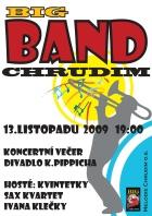 Podzimní koncert Big bandu Chrudim