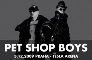 Pet Shop Boys míří do Prahy