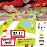 Desková herna – Hrajeme si s Chrudimkou