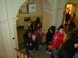 Den otevřených dveří na Obchodní akademii v Chrudimi