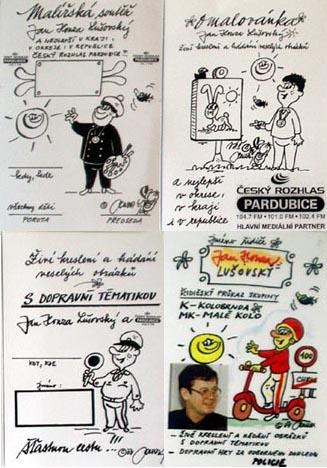 Kreslený humor