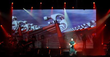 Australian Pink Floyd Show, foto: (c) 2009 Jaromír Zajíček, www.FotoZajda.cz