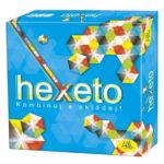 Hexeto – Kombinuj a skládej!