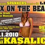 Spankers s hitem SEX ON THE BEACH míří do Kasalic