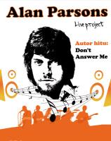 Alan Parsons Live Project v Praze