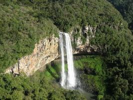 Vodní svět jižní Brazílie