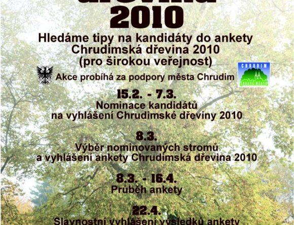 Chrudimská dřevina 2010